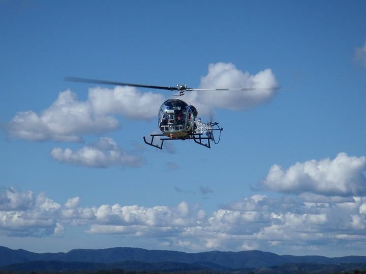 Bell 47 offers unobstructed views of Ipswich Brisbane The Scenic Rim Somerset and the Lockyer Valleys