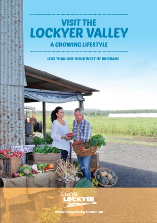 Visit the Lockyer Valley